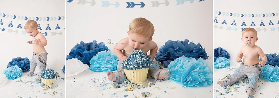 Tamworth Cake Smash Photographer