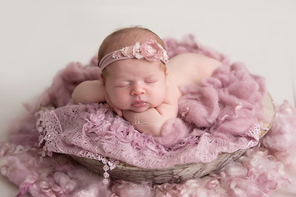 Madeline Tamworth Newborn Photography