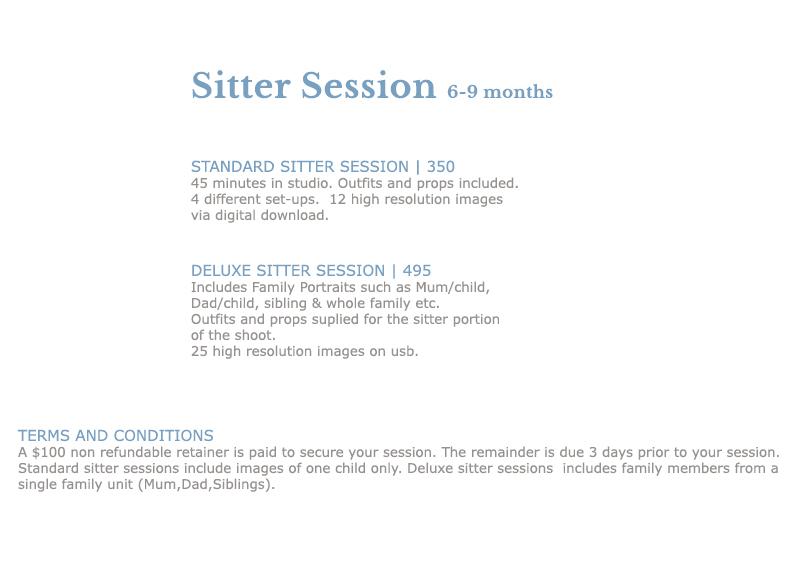 Sitter session
